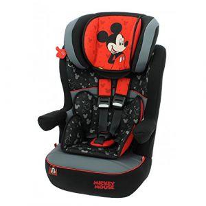 mycarsit Siège auto inclinable Disney Mickey groupe 1/2/3