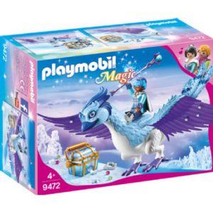 Playmobil 9472 - Gardienne et Phénix royal