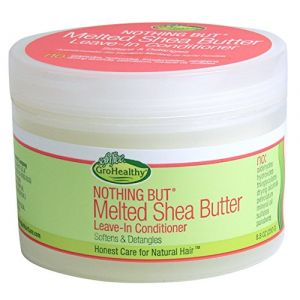 Sofn'Free Nothing But melted shea butter