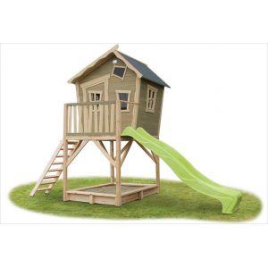 Exit Toys Crooky 700 - Maison de jardin pour enfant
