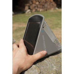 Watt & Home 401 116 - Applique solaire triangulaire avec détecteur de mouvement