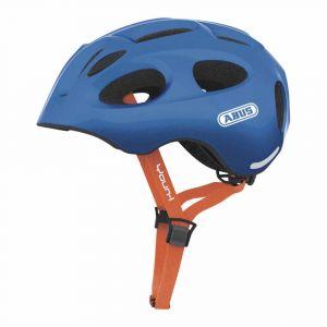Abus Youn I Casque vélo Enfant Sparkling Blue Taille M 52-57 cm