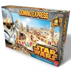 Goliath Domino Express : Podrace Tatooine Star Wars (120 pièces)