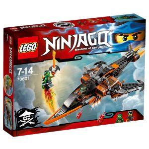 Lego 70601 - Ninjago : Le requin du ciel