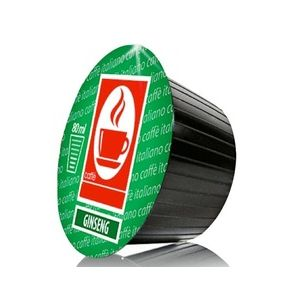 Capsules Dolce Gusto compatibles Ginseng x100