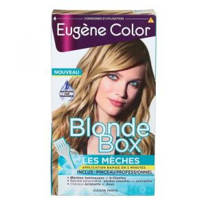 Eugène Color Blonde Box - Kit Coloration pour mèches