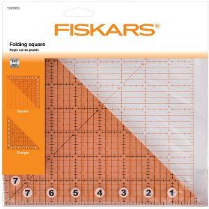 Fiskars R?gle pliable - 20 x 20 cm