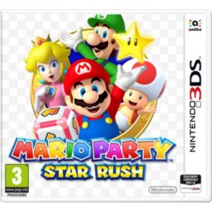 Mario Party Star Rush sur 3DS