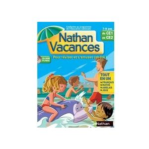 Nathan Vacances du CE1 au CE2 [Mac OS, Windows]