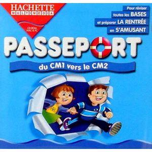Passeport : Du CM1 vers le CM2 [Mac OS, Windows]