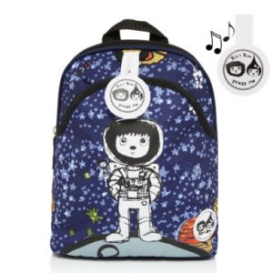 Zip & Zoé Sac lunch 0-3 ans - Spaceman
