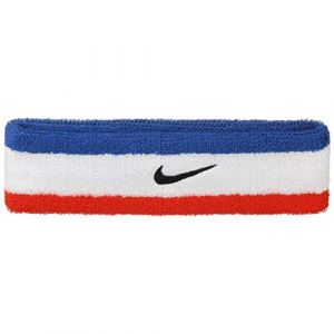 Nike Couvre-chef -accessories Swoosh Headband - Habanero Red / Black - Taille One Size