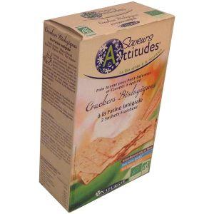 Saveurs attitudes Crackers - Pain Azyme bio 200g