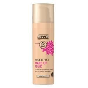 Lavera Nude Effect make up fluid Ivory light 01