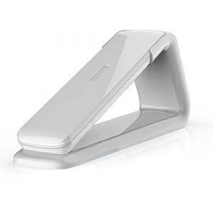 Image de AEG Lloyd 15 - Téléphone design DECT sans fil avec répondeur, Blanc