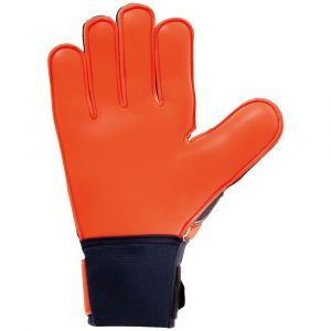 Uhlsport Next Level Soft Pro - Navy / Fluo Red - Taille 9