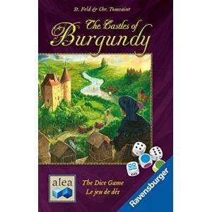 Ravensburger Les Chateaux de Bourgogne - Le Jeu de Des