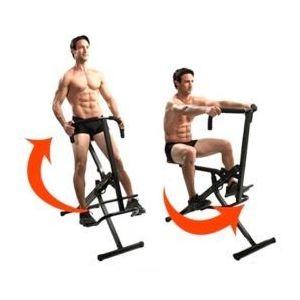 Abdo Crunch - Appareil de musculation multifonction pliant
