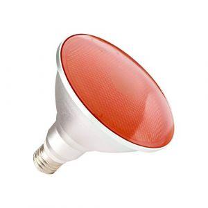 Ledkia France Ampoule LED E27 PAR38 15W Waterproof IP65 Lumière Orange Orange LEDKIA