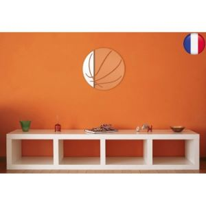 Tendance miroir miroir ballon de rugby gm 75 cm for Miroir 150x50