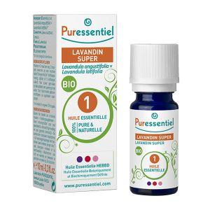 Puressentiel Huile essentielle - Lavandin super bio, 10 ml