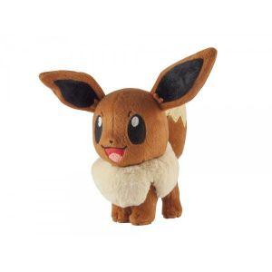 Tomy Peluche Pokemon Evoli 18 cm