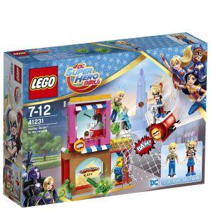 Lego 41231 - DC Super Hero Girls : Le sauvetage d'Harley Quinn