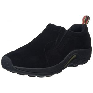Merrell Jungle Moc - Mocassin - Homme -Noir (Midnight) - 48