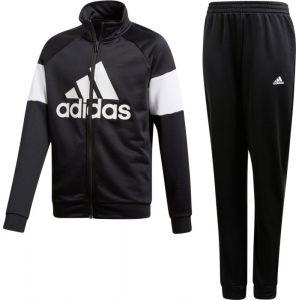Adidas Ensembles de survêtement AMAURY Noir - Taille 3 / 4 ans,4 / 5 ans,11 / 12 ans,13 / 14 ans,5 / 6 ans,7 / 8 ans,9 / 10 ans,12 / 13 ans,15 / 16 ans