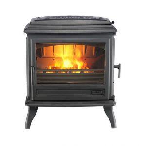 Godin 366149 - Poêle à bois fonte Revin Top 7 kw