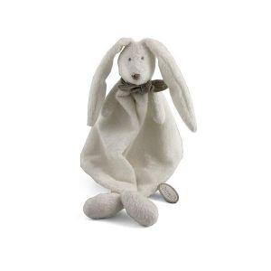 Dimpel Doudou lapin Flor Blanc