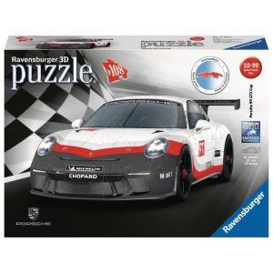 Ravensburger Puzzle 3D Porsche 911 GT3 Cup 108 pièces