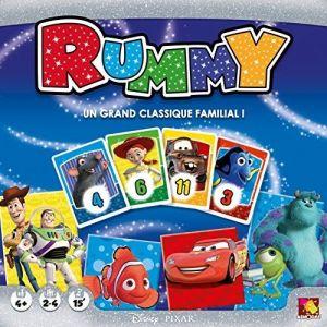 Asmodée Rummy Junior Disney Pixar