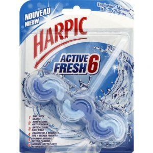 Harpic Bloc cuvette WC, explosion marine - Le bloc