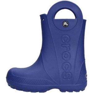 Crocs Handle It,Bottes de Pluie,Mixte Enfant,Bleu (Cerulean Blue), 29/30 EU