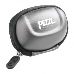 Petzl Poche Zipka 2 - gris Accessoires de lampe