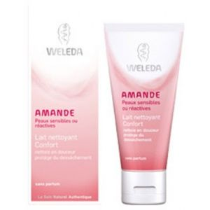 Weleda Amande - Lait nettoyant confort absolu