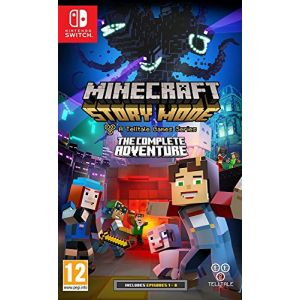 Minecraft Story Mode - The Complete Adventure sur Switch