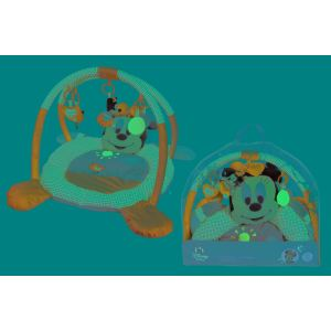 Nicotoy Tapis d'éveil Minnie Play + sac de transport