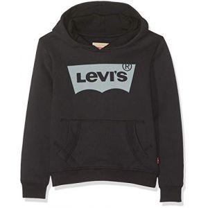 Levi's Sweat-shirt enfant SWEAT BATSWEAT N91503A Noir - Taille 4 ans,8 ans