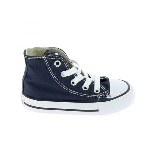 Converse Chaussure bebe all star hi bb marine 19