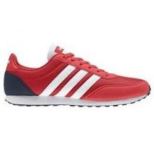 Adidas Chaussures V Racer 20 rouge - Taille 42