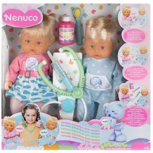 Famosa Nenuco - Les jumeaux Atchoum
