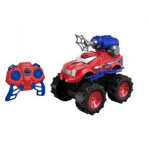 Toy State Voiture télécommandée Marvel SPIDERMAN Hero Blaster