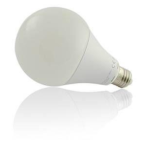 Ecolux Ampoule LED E27 18W éclairage 150W Blanc Chaud (3000K)