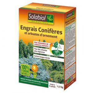 Solabiol ENGRAIS CONIFERES 1.5KG (Vendu par 1) - SBM LIFE SCIENCE