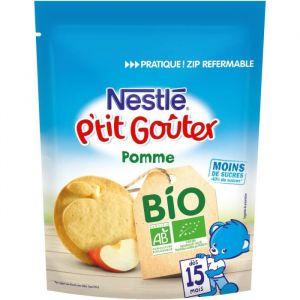Nestlé Biscuits pomme p'tit gouter bio, 15 mois +