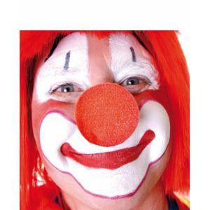 12 Nez en Mousse Rouge de Clown