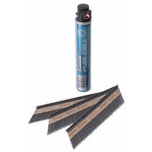 Spit 141213 - Clous crantés + gaz IM 350 2,8 x 70 mm (pack de 2200)