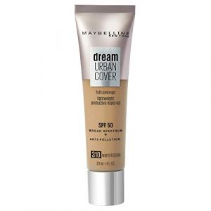 Maybelline Gemey Dream Urban Cover Foundation 310 Warm Honey (30ml)
